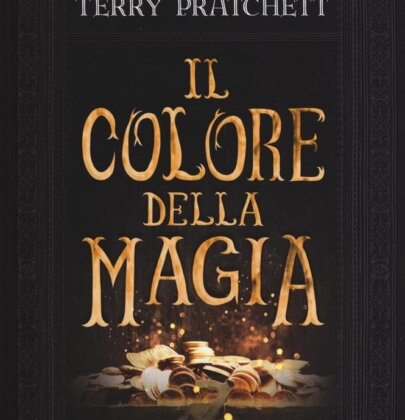Il colore della magia: recensione del romanzo fantasy di Terry Pratchett