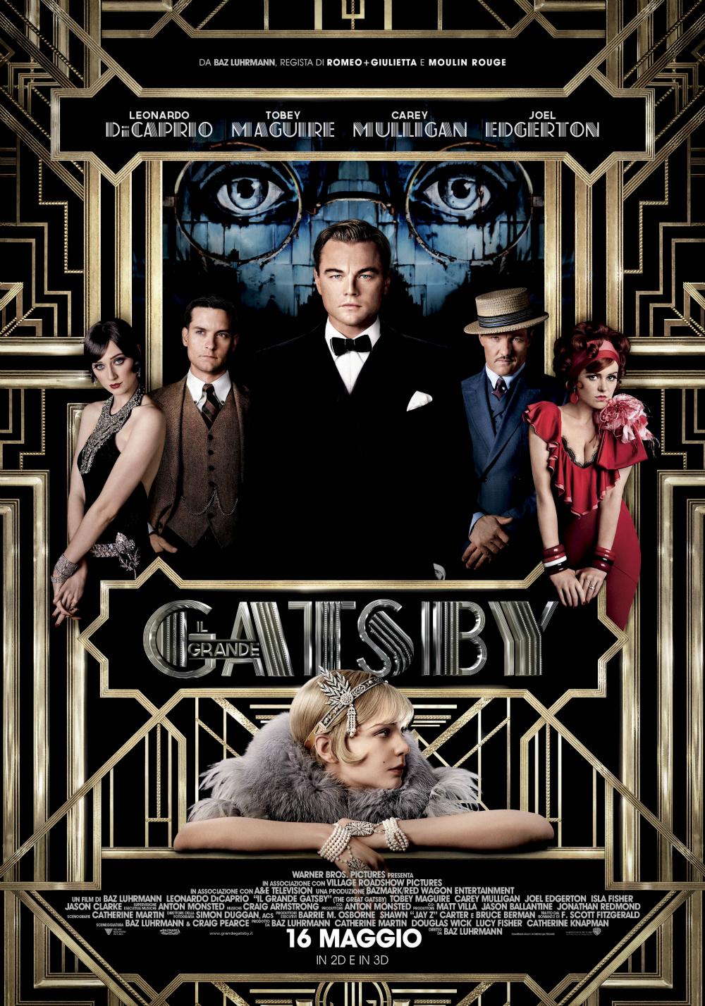 il grande gatsby locandina-le tazzine di yoko
