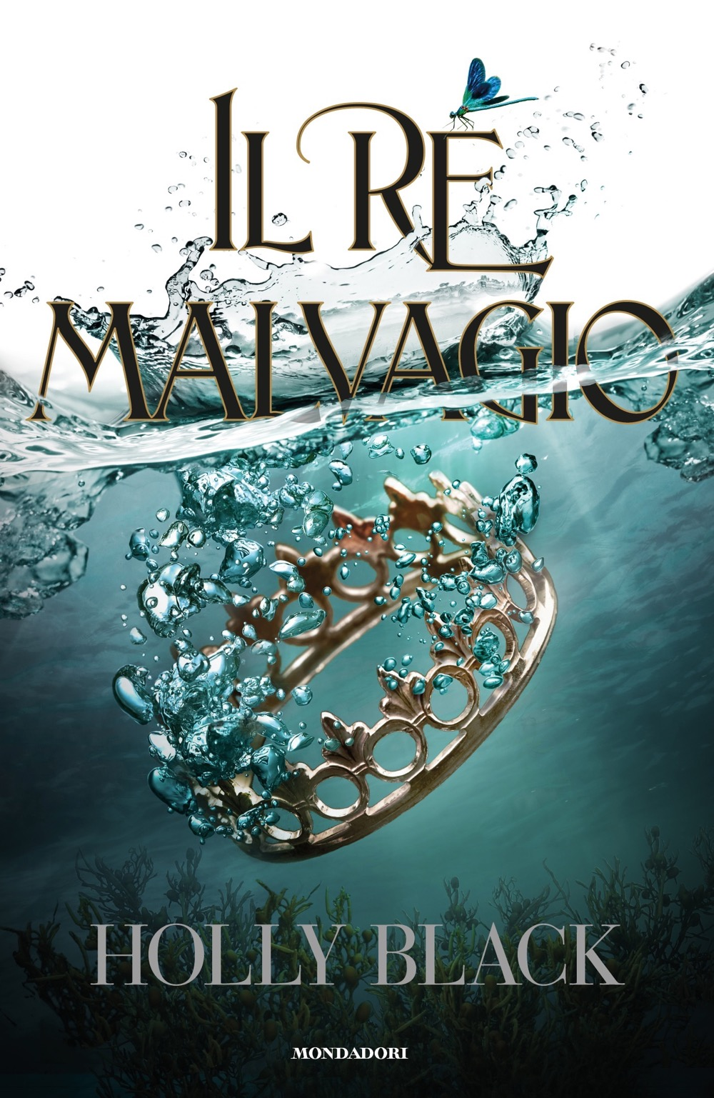 Il re malvagio cover