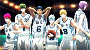 kuroko no basket giocatori-le tazzine di yoko