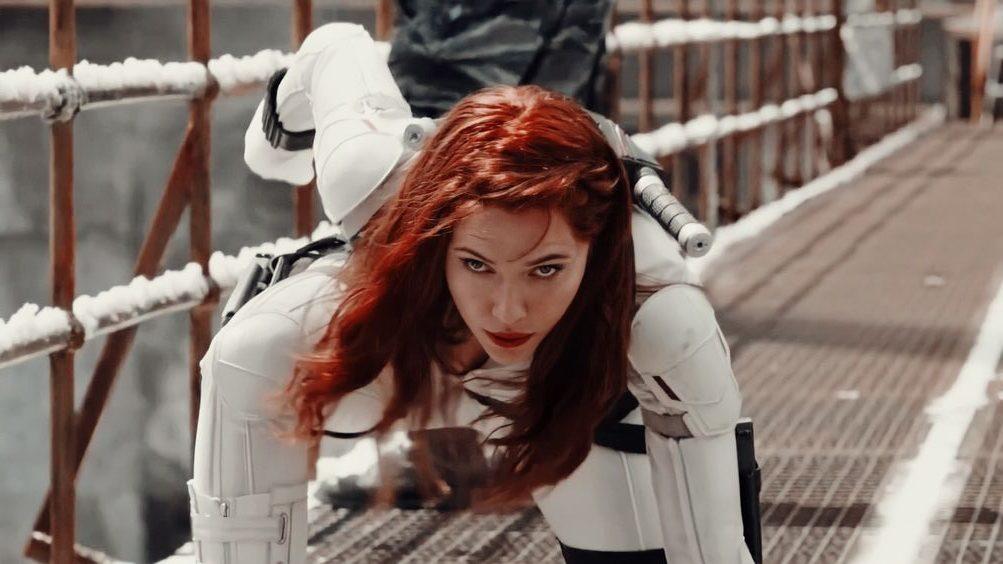 Black Widow la Vedova Nera