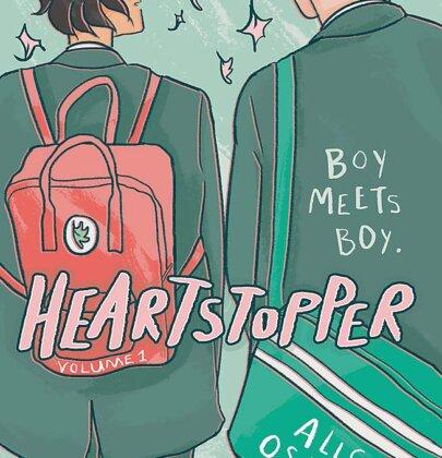 Heartstopper: il primo volume di una serie dolcissima dalle tematiche LGBT+