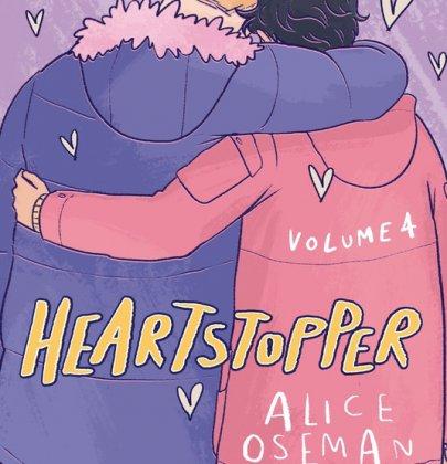 Heartstopper vol.4: la recensione della graphic novel di Alice Oseman