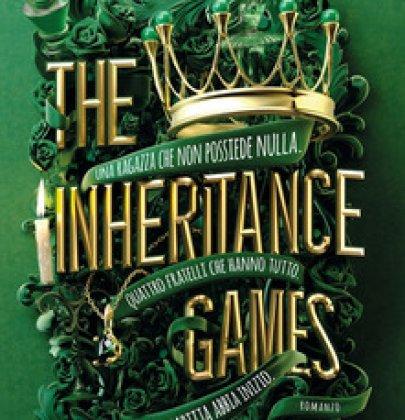 The Inheritance Games: recensione del nuovo mystery ya di Jennifer Lynn Barnes