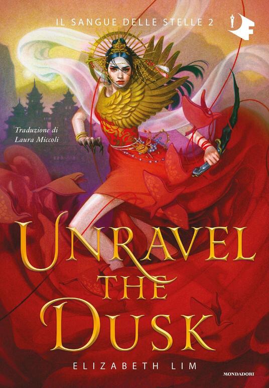letazzinediyoko Unravel the Dusk cover