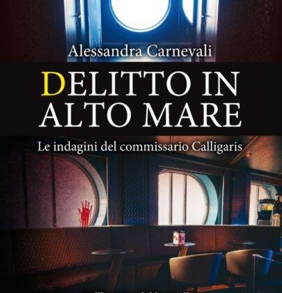 Delitto in alto mare: recensione del quarto volume della serie di Alessandra Carnevali
