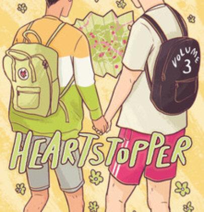 Heartstopper 3: il terzo volume di una serie dolcissima dalle tematiche LGBT+