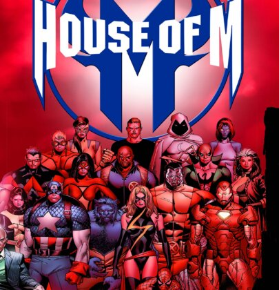 MARVEL COMICS UNIVERSE: House of M