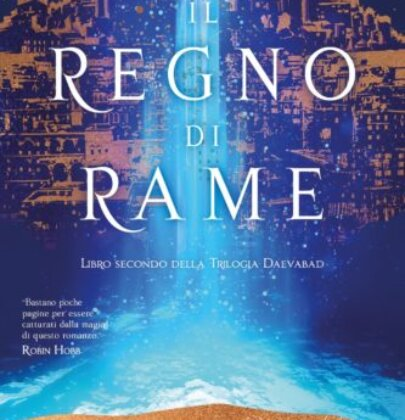 "Review tour di ""Il regno di rame"" di S. A. Chakraborty"