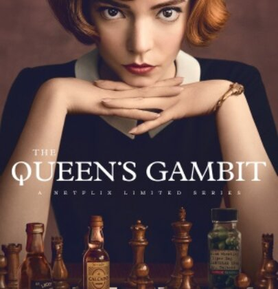 """Recensione della miniserie Netflix """"La regina degli scacchi"""""""