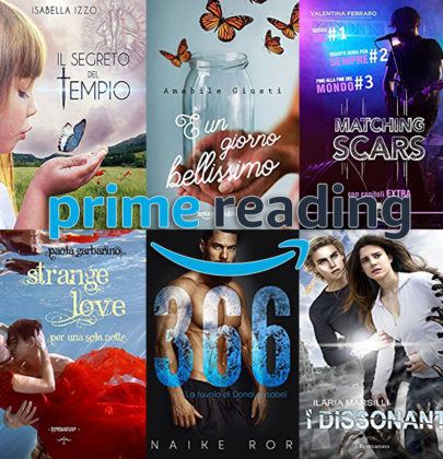 FOCUS ON Prime Reading: letture gratis per gli abbonati ad Amazon Prime!