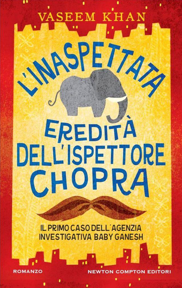 l'inaspettata eredità dell'ispettore Chopra-le tazzine di yoko