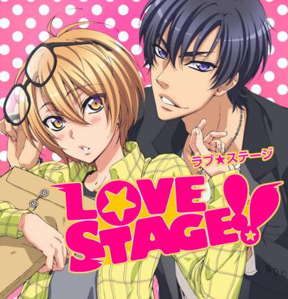 """""""Love stage"""", anime yaoi e romantico con due ragazzi nel mondo dello spettacolo"""