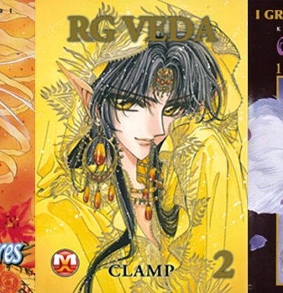 Sette manga fantasy che vi consiglio