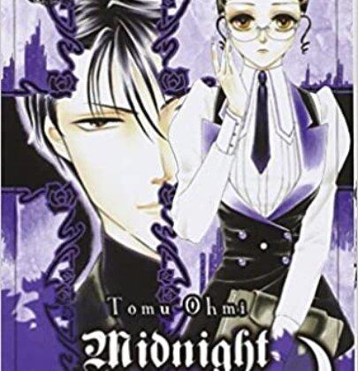 Midnight Secretary: recensione di uno josei paranormal con vampiri decisamente consigliato