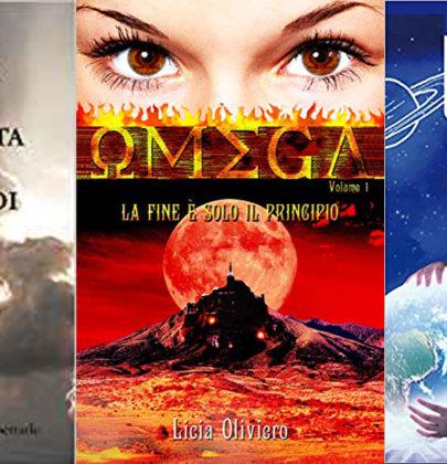 Nella biscottiera tre romanzi fantasy: La vita segreta di un Cacciatore di Spettri – Omega: La fine è solo il principio – La bolla di Onar