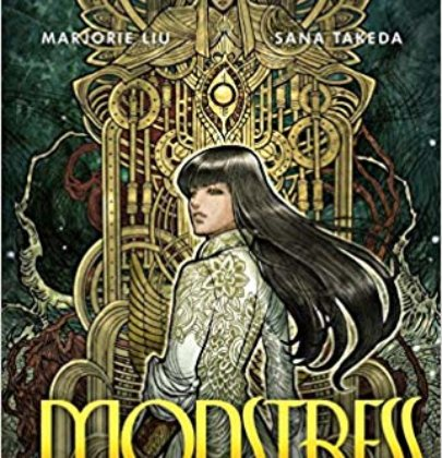 """Recensione del fumetto """"Monstress"""", scritto da Marjorie Liue disegnato daSana Takeda"""