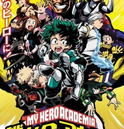 My Hero Academia: recensione della prima stagione dell'anime dove i supereroi vanno a scuola