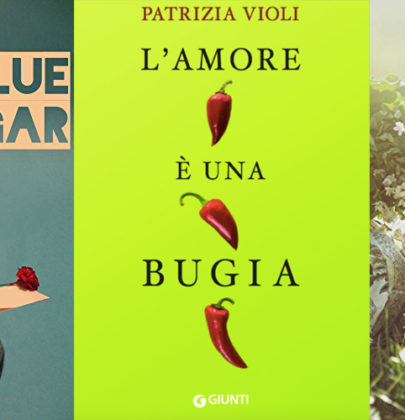 Nella biscottiera romance contemporanei: L'amore è una bugia – Blue Sugar – A Woman's Affair series