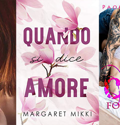 Nella biscottiera tre romance contemporanei: Crazy For You – Quando si dice amore – Il bacio proibito