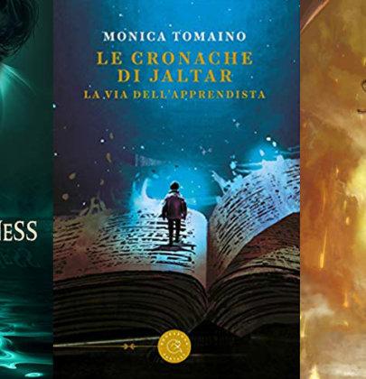 Nella biscottiera tre fantasy: La via dell'apprendista – Scent of Darkness – Il Risveglio degli Otto