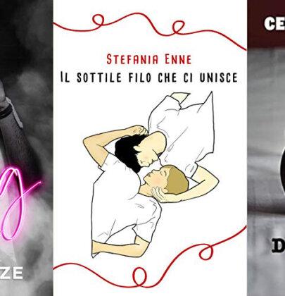 Nella biscottiera tre contemporary romance: Playing Time – Il sottile filo che ci unisce – Centoquattordici giorni