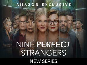 Nine Perfect Strangers locandina