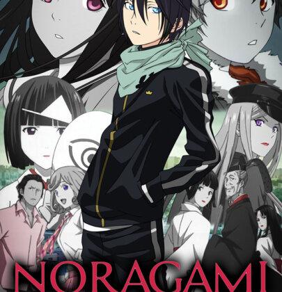 Noragami: la prima stagione dell'anime dedicato alle disavventure del dio Yato