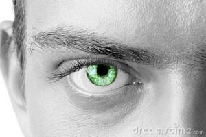 occhio-dell-uomo-verde-le tazzine di yoko