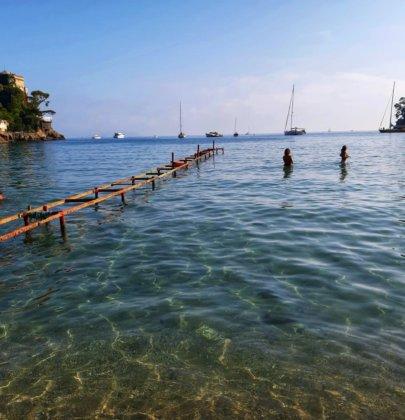 Tazzine in fuga: Passeggiata dei Baci da Santa Margherita a Portofino
