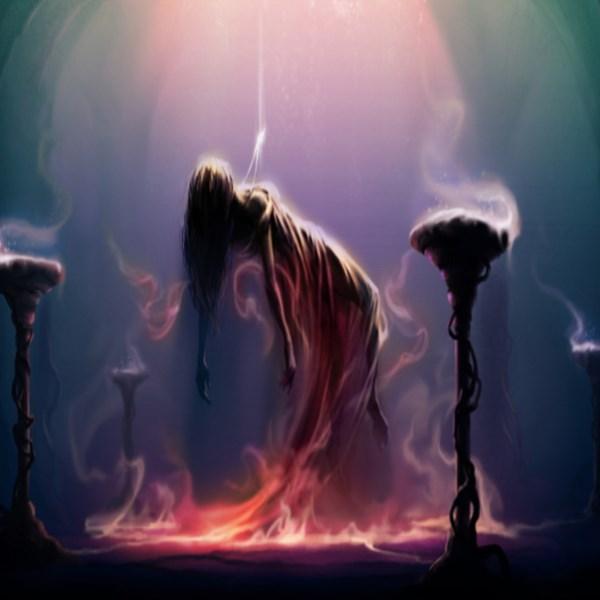 ragazza magia incantesimo
