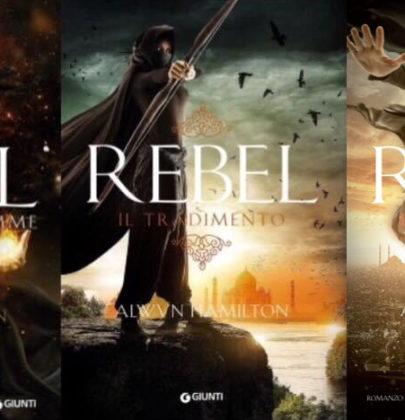 Quanto vi ricordate della serie Rebel of the Sands?