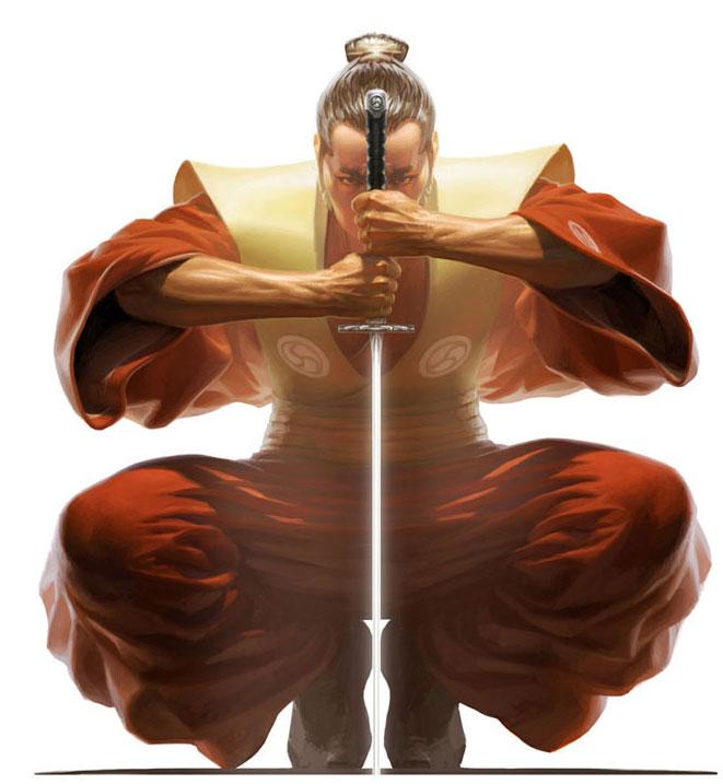 samurai - le tazzine di yoko