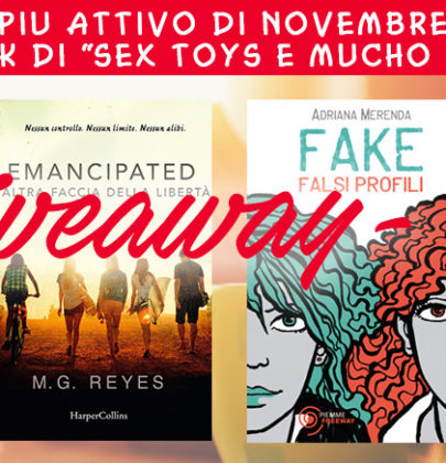 Giveaway a base di Young Adult