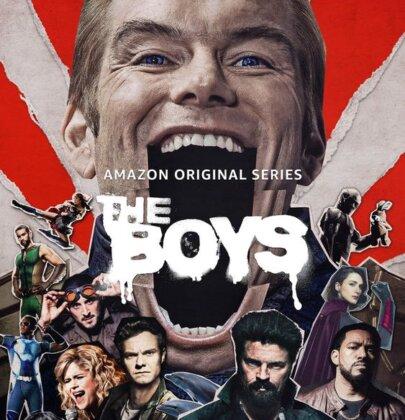 Recensione alla seconda stagione di The Boys