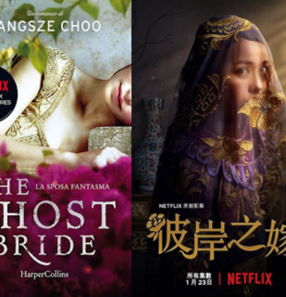"""The Ghost Bride"" arriva su Netflix e in libreria giovedì!"