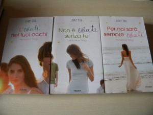 the summer trilogy jenny han-le tazzine di yoko