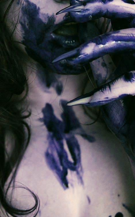 vampiro di sangue blu - le tazzine di yoko