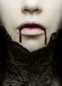 vampiro sangue morso-le tazzine di yoko