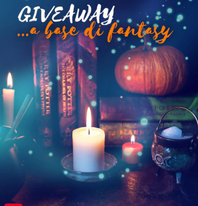 Giveaway a base di romanzi fantasy